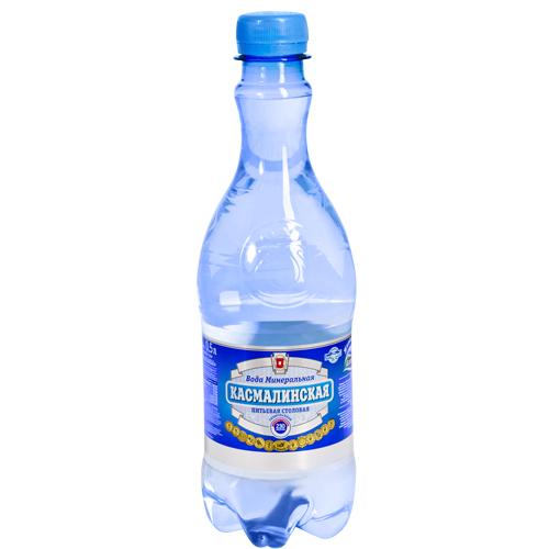 минеральная вода Касмалинская 0,5 литра газированная