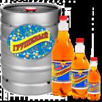 Напиток безалкогольный ароматизированный газированный на сахарном сиропе «Грушевый аромат»