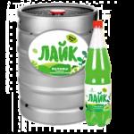 Напиток безалкогольный ароматизированный среднегазированный на сахарном сиропе со вкусом «Мохито»