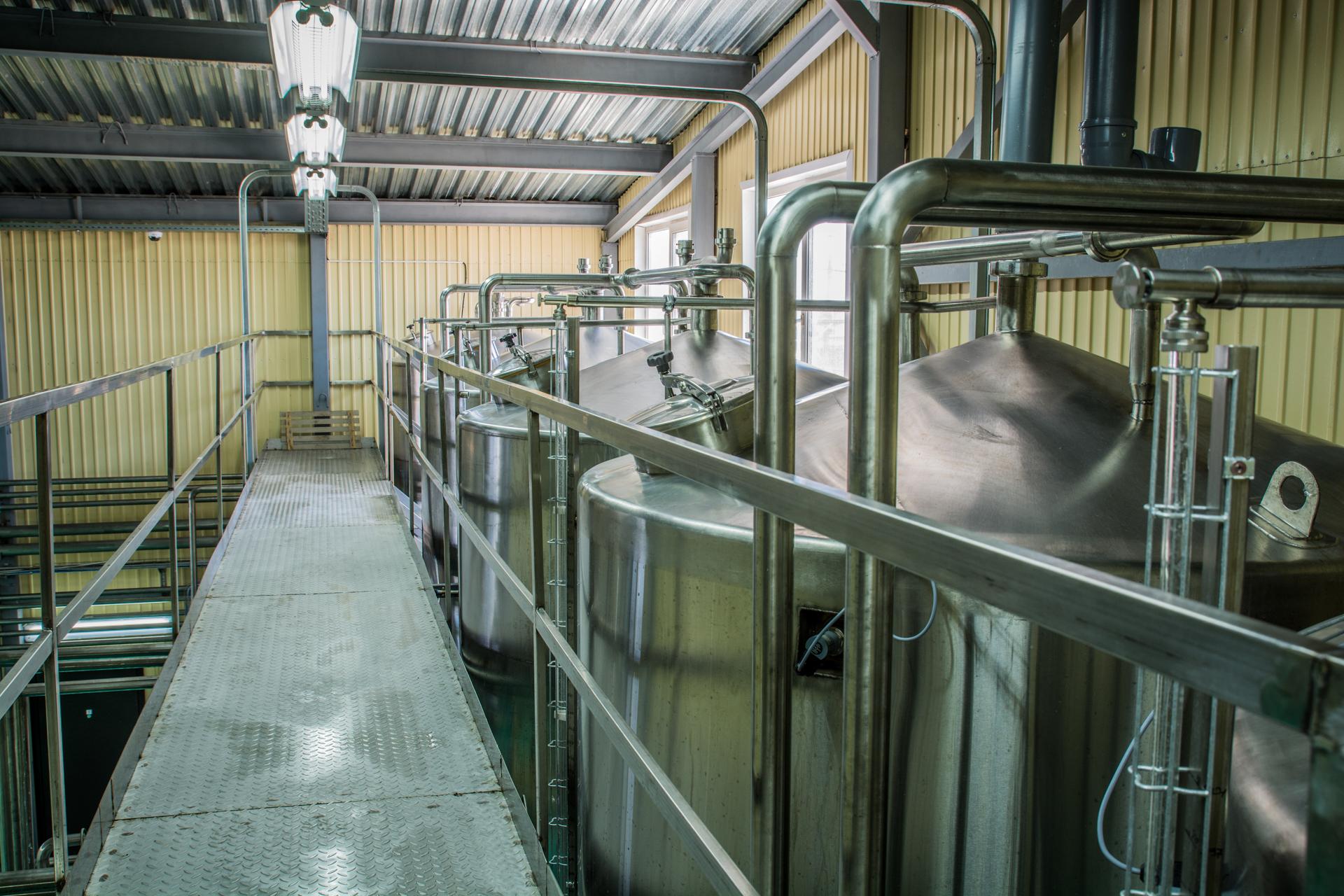 Розлив молочных продуктов в пленку Зонд-Пак — ООО Е4А