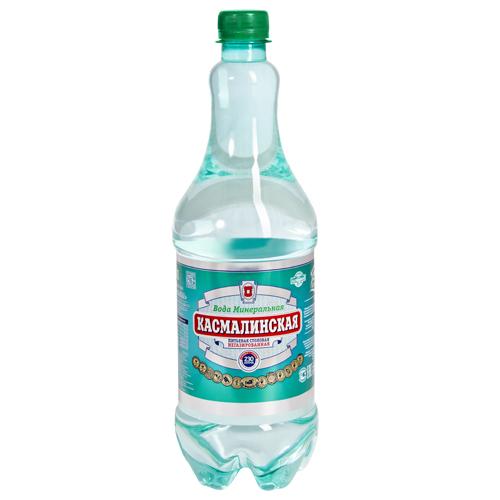 минеральная вода Касмалинская 1 литр негазированная